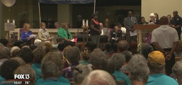 Religious leaders in Pinellas County want to end school to prison cycle