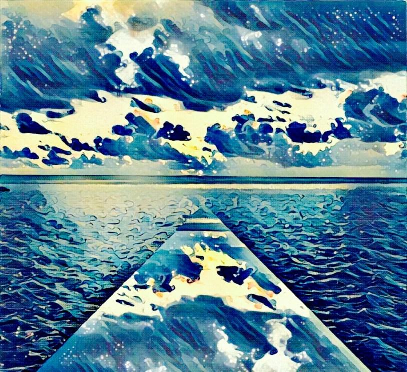 Horizon Photo Print, 10X10, Kodak Endura Silk