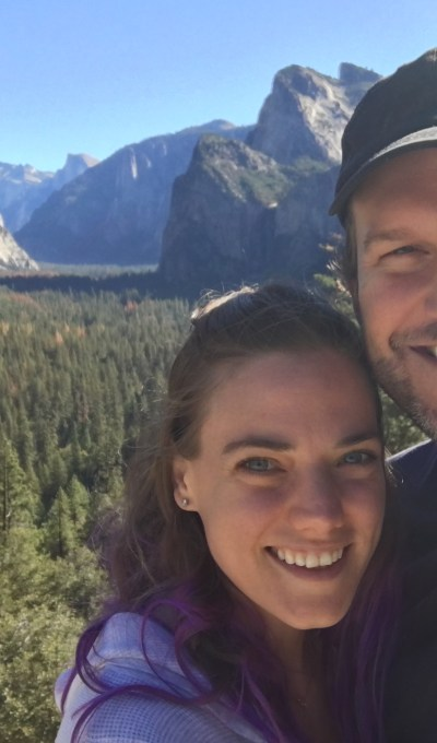 """""""Happy Hallowsemite!"""" Our last-minute weekend trip to Yosemite in October"""