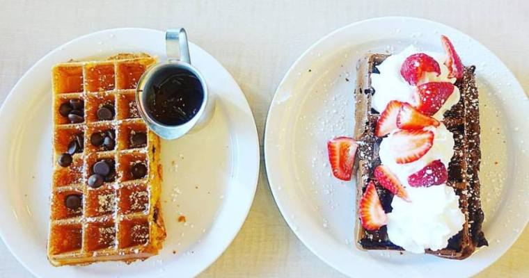 Where to find the best waffles in Los Angeles