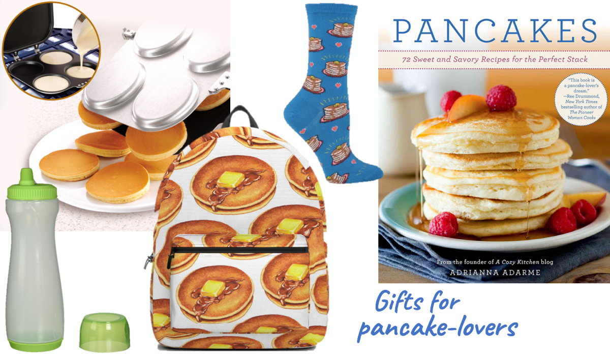 Perfect pancakes: Gifts, recipes, and goodies for pancake lovers