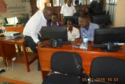 KCCA Training at Greenbridge