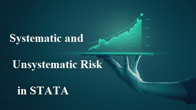 How to estimate systematic and unsystematic risk in STATA