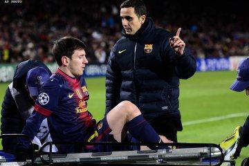 predictive modelling of sports injury