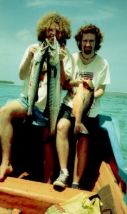 Solomon Islands reef Fishing in Peace Corps