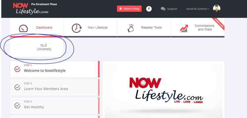Now Lifestyle Elite Syndicate VIP membership level