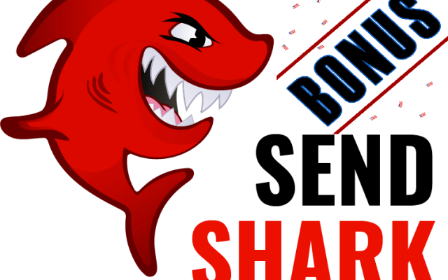 Send Shark Bonus