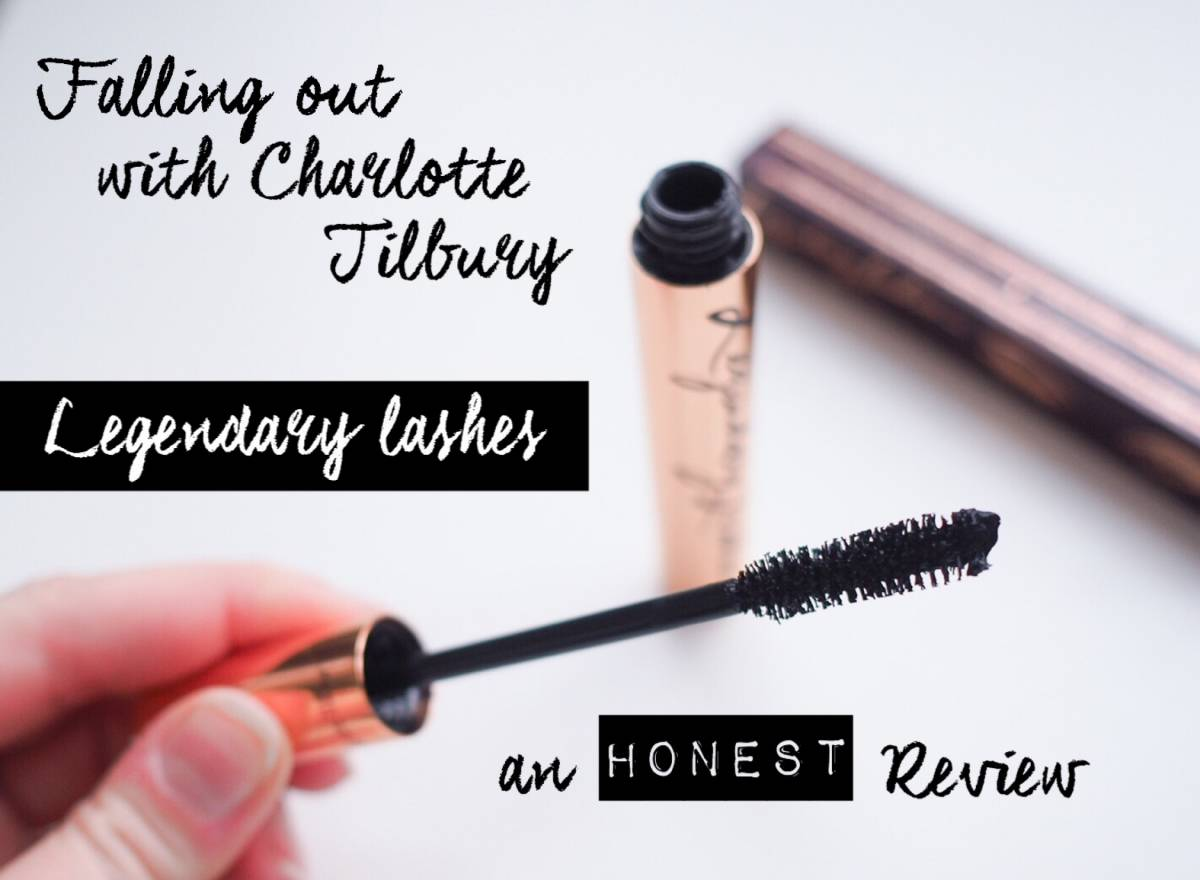 Why Charlotte Tilbury's new mascara is far from legendary!