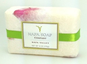 The Napa Soap Company at The Days of Gifts: Pear-secco