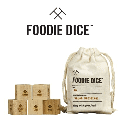 Merchant Monday: Two Tumbleweeds, Creator of Foodie Dice