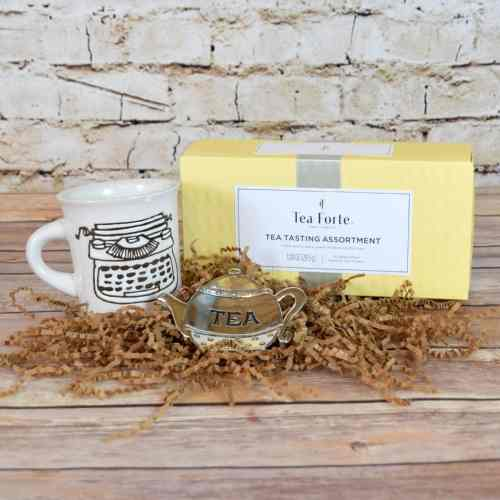 Tea Gift Package from The Days of Gifts