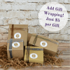 Add Gift Wrapping for Just $5 Per Gift!