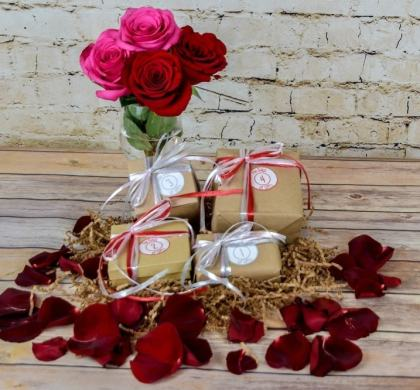 Our Valentine's Day package is a gift that provides an experience, is tailored just for her, and shows some thought and effort. What are you waiting for?