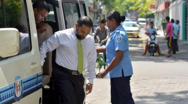Maldives court grills Islamist leader over May Day violence