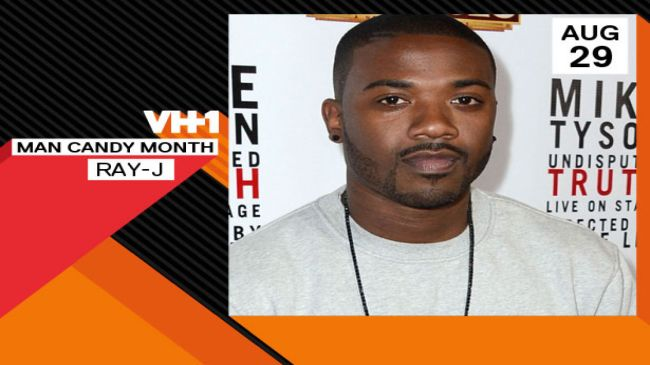 Man Candy Month: Ray J Does It For The Love