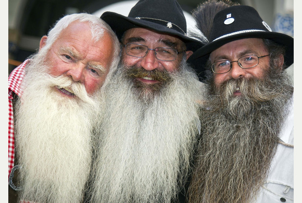 It's time to boast about your beards as World Beard Day fast approaches