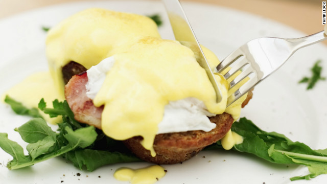 National Eggs Benedict Day: Bread & Butter chef talks Julia Child's ...