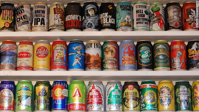 National beer can appreciation day