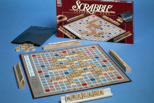 National Scrabble Day: A Poem So You'll Know All 101 Two-Letter Words