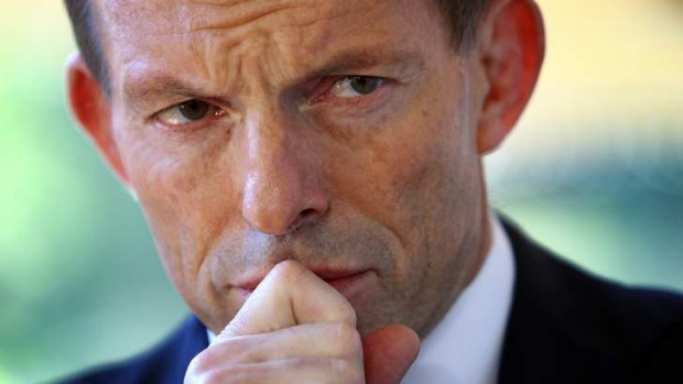 Abbott is a new man, but the left can't see it