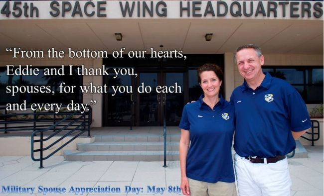 The Military Spouse: We owe them love, gratitude, respect