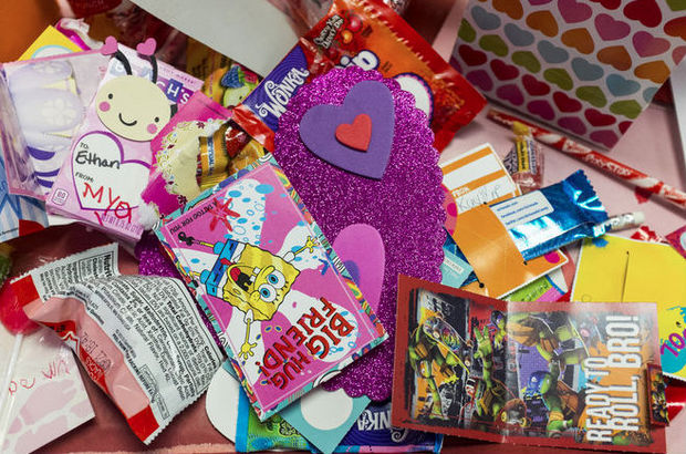 Jehovah's Witness sues school district over Valentine's Day party