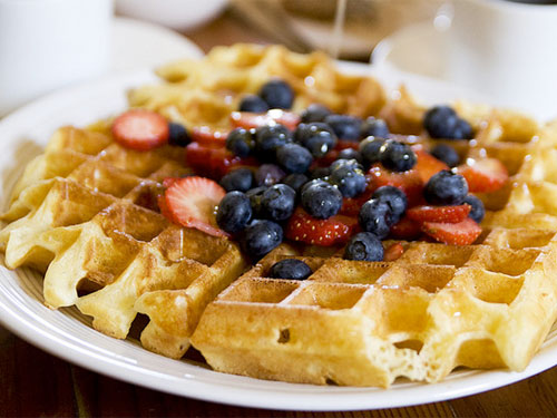 On National Waffle Day, The New York Times reminds us that maple syrup has a ...