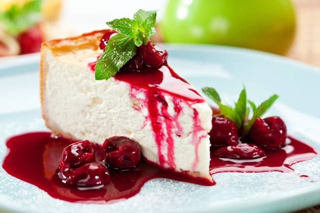Want Free Cheesecake? Go Here for National Cheesecake Day 2015
