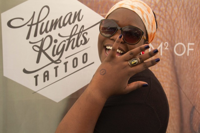Can Tattoos Change how we Think About Human Rights?