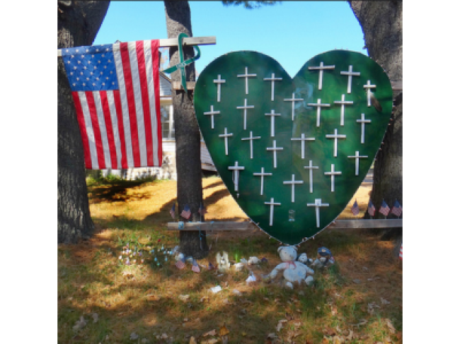 Remembering Sandy Hook Victims 3 Years Later