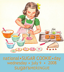 Celebrate National Sugar Cookie Day with 'summer-fied' cookies