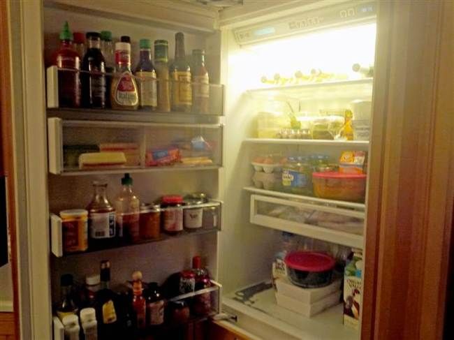 Peek inside Kathie Lee's fridge for 'Clean Out Your Refrigerator Day'