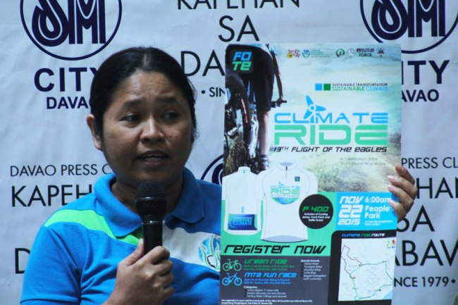 Davao cyclists to join National Bicycle Day on Nov.22