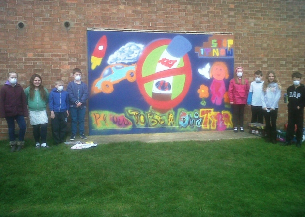 Lincs: Smoke Free Lincolnshire Alliance win Best Artistic idea in No Smoking ...