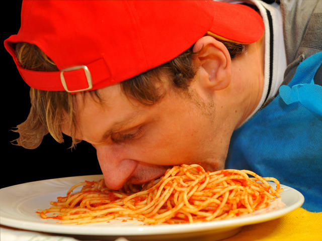 Celebrate National Spaghetti Day with a free bowl of spaghetti
