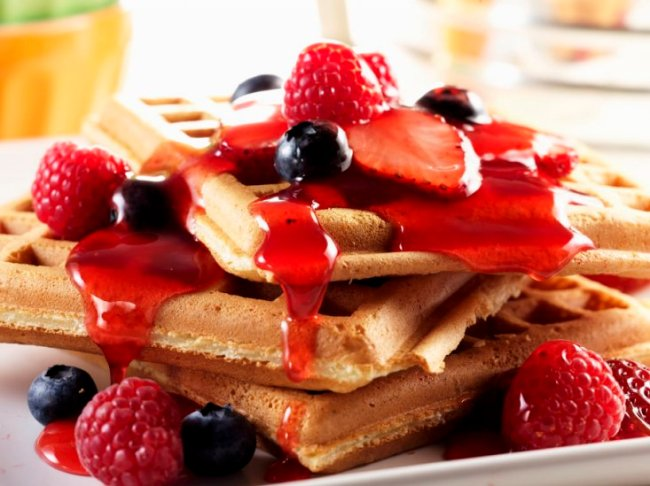 National Waffle Day … but why? On the origin of food holidays