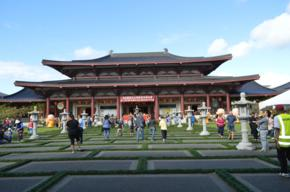 Buddha Day draws thousands to Fo Guang Shan Monastery in Botany