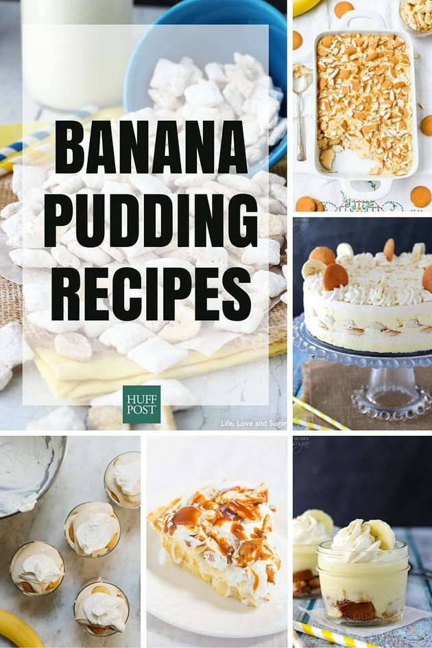 The Banana Pudding Recipes That'll Take You Way Back To Childhood