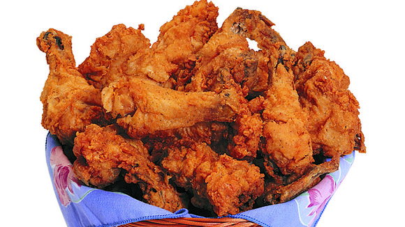 Today is National Fried Chicken Day
