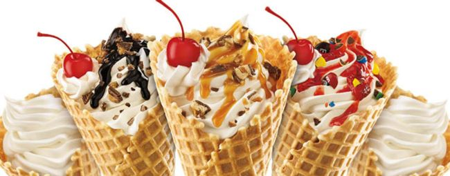 Did you know July is National Ice Cream Month?