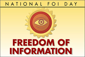 White House Celebrates Freedom of Information Day by Abolishing FOIA Requests