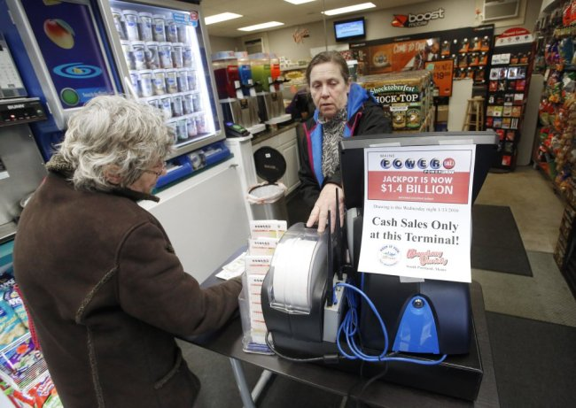 When lottery jackpots jump, it's Maine's lucky day