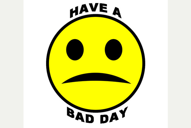 'Have a Bad Day' Day