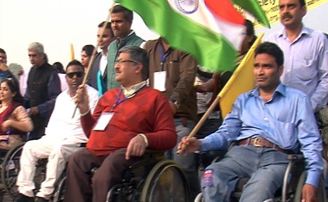 On World Disability Day, India Launches Accessibility Programme
