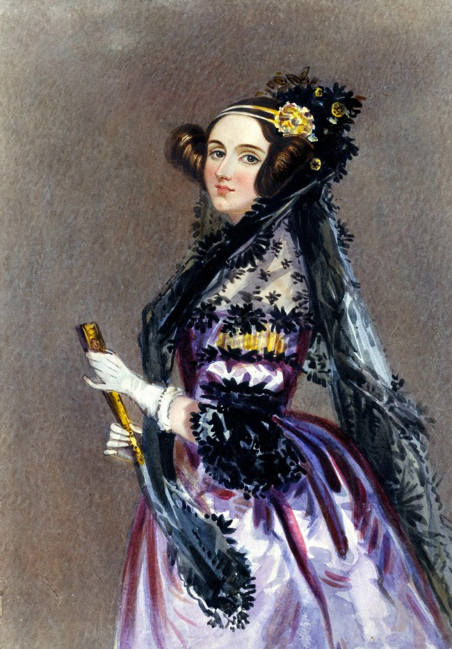 Meet Countess Ada Lovelace, The World's First Computer Programmer