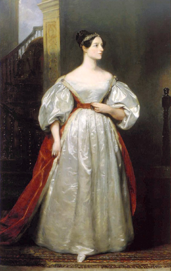 Happy Ada Lovelace Day! Exhibit Honors 1st Computer Programmer