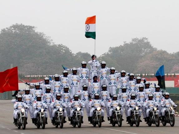 In pictures: The Indian Army celebrates Army Day