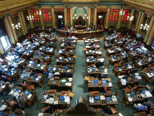 House OKs ice cream month, adjourns with no road plan