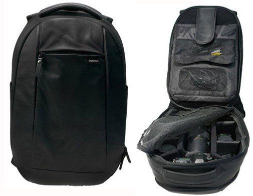Win A Pentax SLR Backpack In October's Photo Month Competition