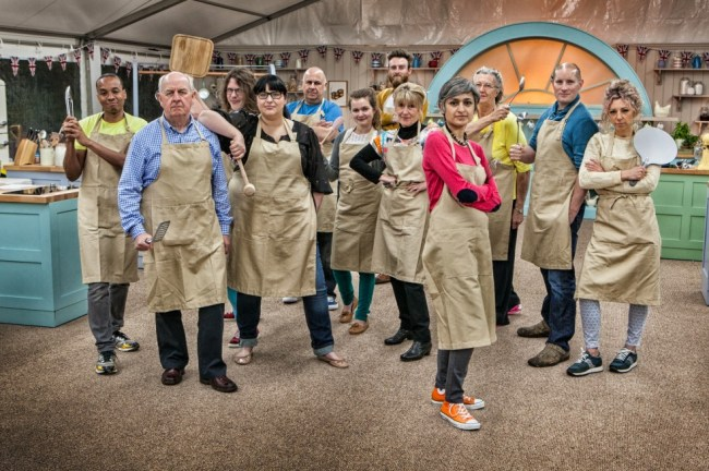 "Free Range on Food: ""The Great British Baking Show"" and more"